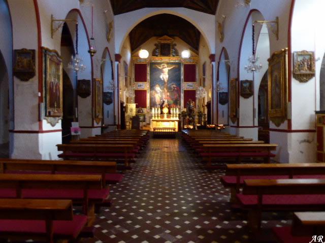 Santo Domingo Church - Central Nave