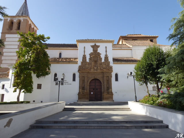 Santiago Church and Monastery - Guadix