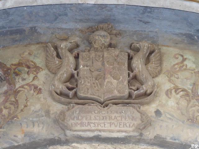 Escudo de la Puerta de San Torcuato de Guadix
