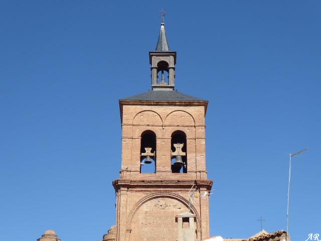Iglesia Parroquial de Nuestra Señora de la Anunciación de La Calahorra