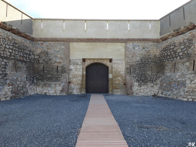 Carchuna Castle