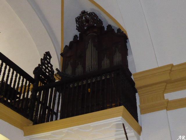 Órgano de la Iglesia de San Telmo