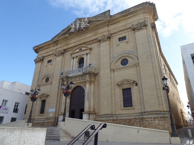 Iglesia Mayor de San Juan Bautista
