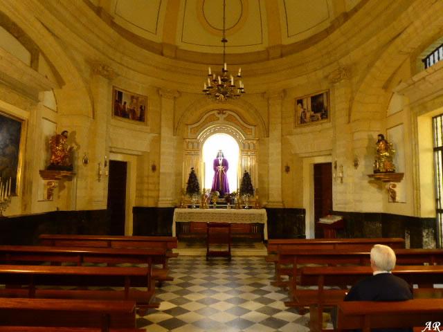 Capilla del Cristo de Medinaceli de la Iglesia Mayor de San Juan Bautista