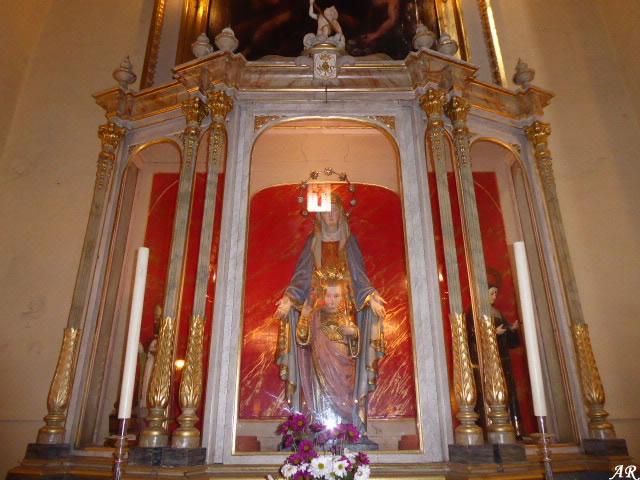 Nuestra Señora del Sagrado Corazón de Jesús - Iglesia Mayor de San Juan Bautista