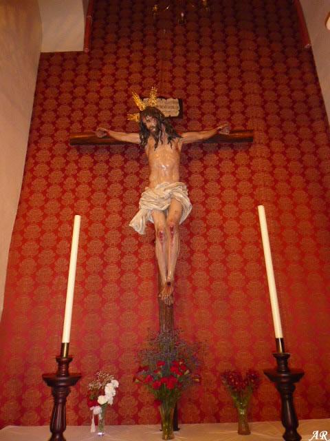 Santísimo Cristo del Perdón de la Iglesia Mayor de San Juan Bautista de Chiclana