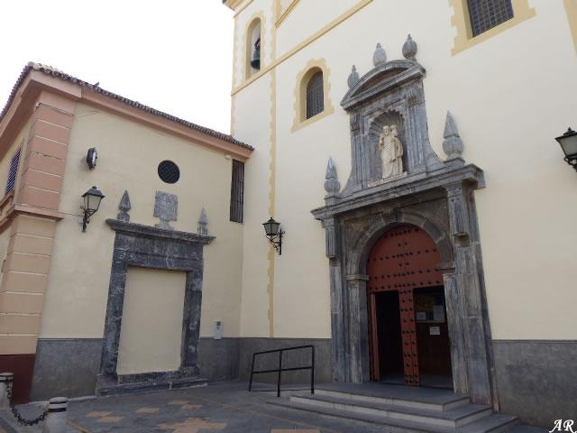 Iglesia de la Victoria - Agustinos Recoletos - Motril