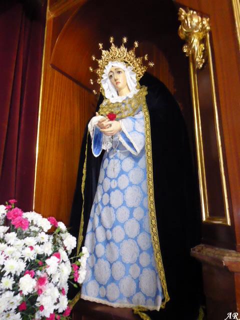 Ntra. Sra. del Mayor Consuelo - Iglesia de la Victoria