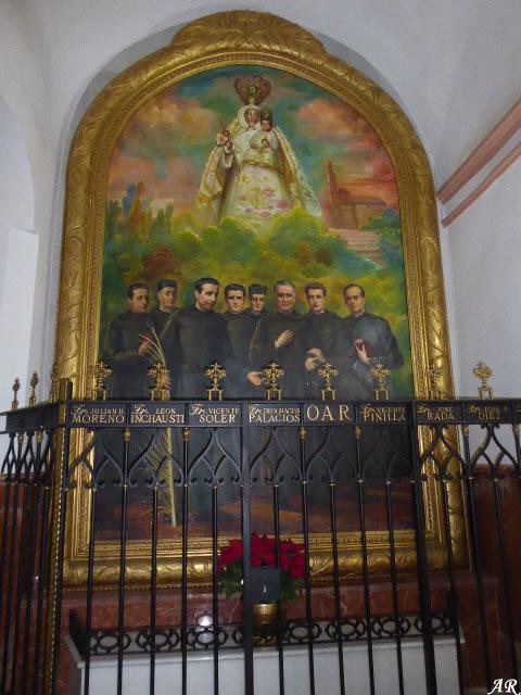Comunidad Mártir de Motril - Iglesia de la Victoria