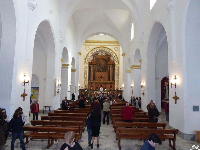 Nave Central de la Iglesia de Nuestra Señora de la Encarnación