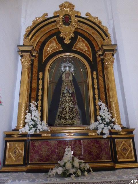 Ntra. Sra. de los Dolores - Iglesia de Nuestra Señora de la Encarnación