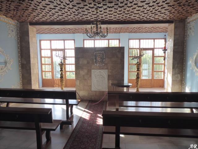 Santuario de Nuestra Señora de la Cabeza - Capilla del Santísimo