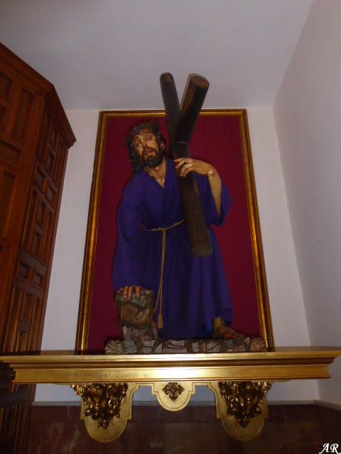 Santuario de Nuestra Señora de la Cabeza - Cristo Jesús de la Pasión