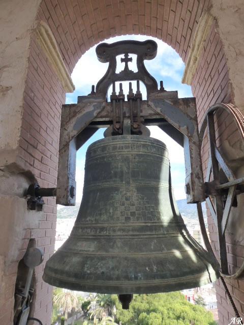 Campanas del Santuario de Nuestra Señora de la Cabeza
