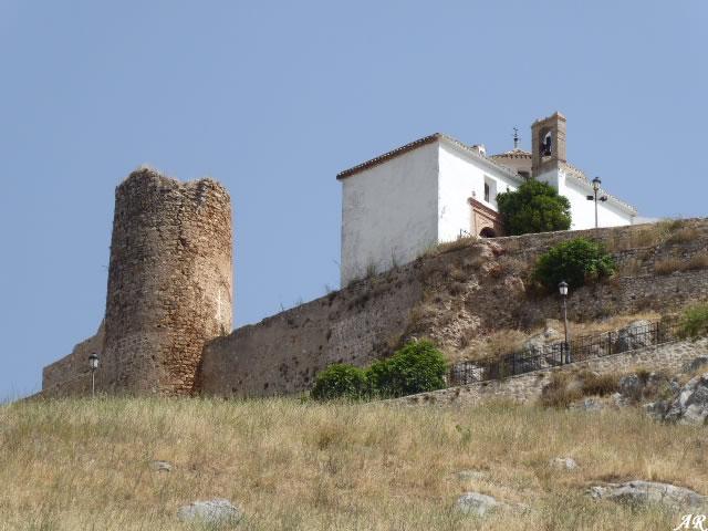 Ermita de la Virgen del Castillo - Castillo de Carcabuey