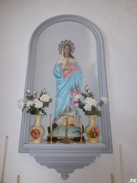 Inmaculada Concepción - Iglesia Parroquial de Santa María de la Mesa