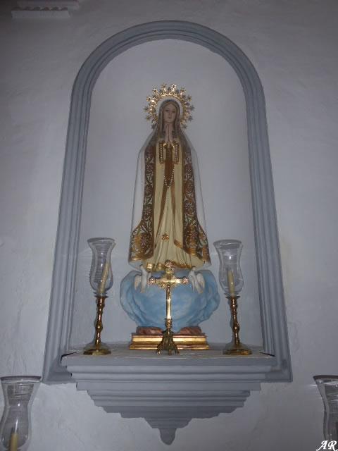 Ntra. Sra. de Fátima - Iglesia Parroquial de Santa María de la Mesa