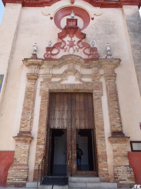 Iglesia Parroquial de Santa María de la Mesa - Portada