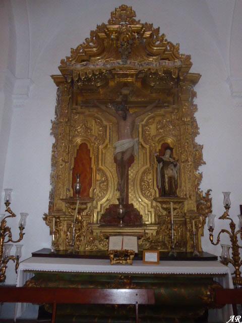 Santo Cristo de la Sangre - Iglesia Parroquial de Santa María de la Mesa