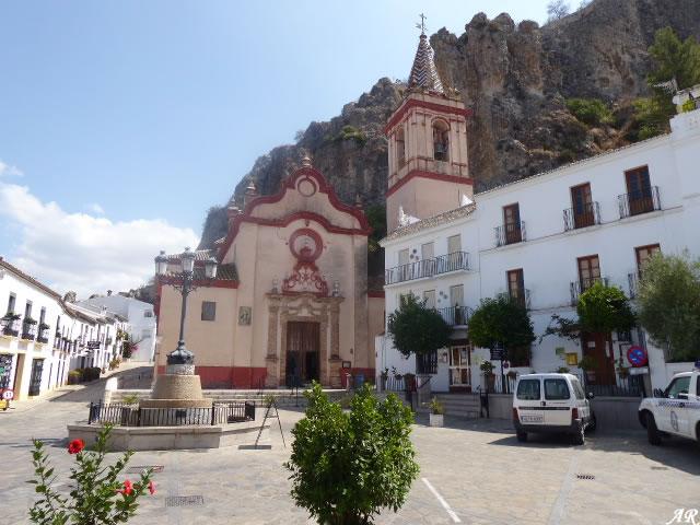 Santa María de la Mesa Parish Church - Zahara de la Sierra