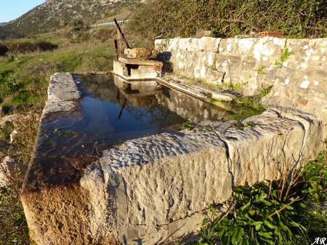 Fuente de la Casa de Bernardo - Cortes de la Frontera