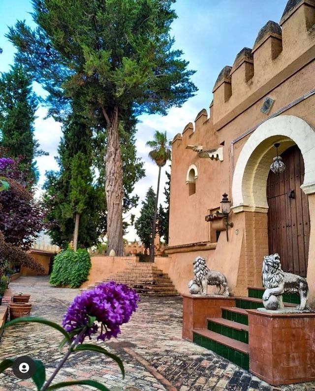 Castillo de Láchar - Granada