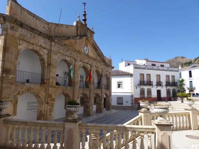 Ayuntamiento de la Villa de Cortes de la Frontera